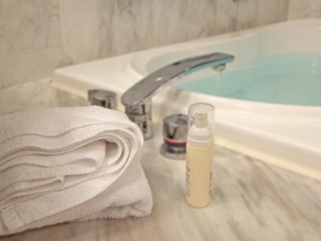 風呂 作り方 炭酸